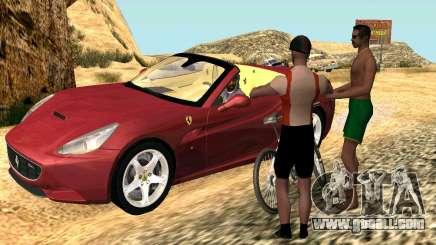Life situation 8.0 for GTA San Andreas