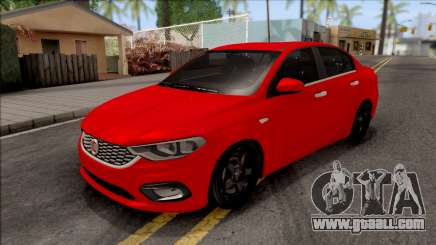 Fiat Tipo Netron Tuning for GTA San Andreas
