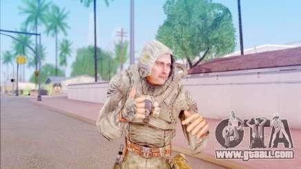 Arnie of S. T. A. L. K. E. R for GTA San Andreas