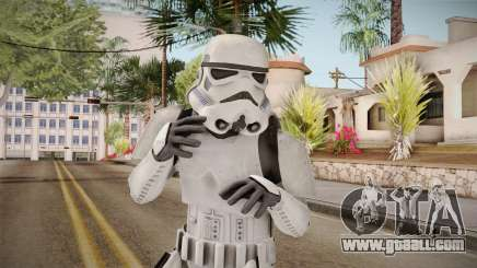 Star Wars Battlefront 3 - Stormtrooper for GTA San Andreas