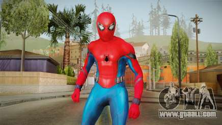 Spider-Man Homecoming - Spider-Man for GTA San Andreas
