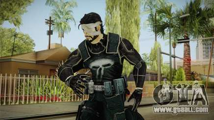 Punisher Omega Skin for GTA San Andreas