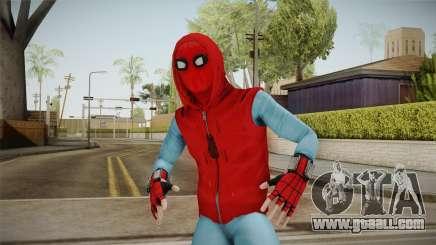 Spiderman Homecoming Skin v3 for GTA San Andreas