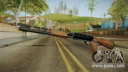 Driver PL - Shotgun for GTA San Andreas