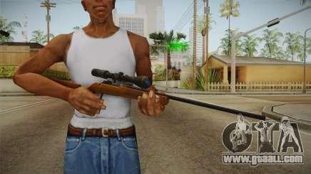 Mafia 3 - Manitou Model 67 for GTA San Andreas