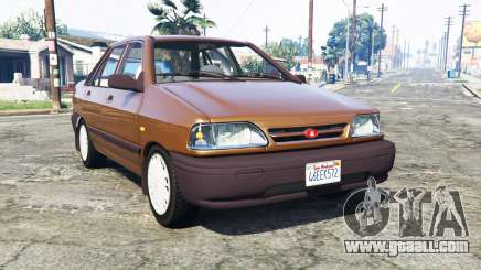 SAIPA 131 SL [replace] for GTA 5