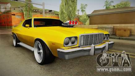 Ford Gran Torino 1975 v1 for GTA San Andreas