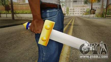 Hyrule Warriors - Kokiri Sword for GTA San Andreas