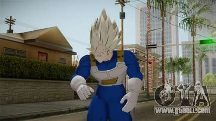 Vegeta Skin HD v3 for GTA San Andreas