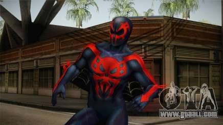 Marvel Future Fight - Spider-Man 2099 v1 for GTA San Andreas