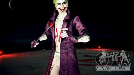 Joker from Injustice 2 for GTA 5