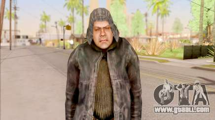 Hog of S. T. A. L. K. E. R. for GTA San Andreas