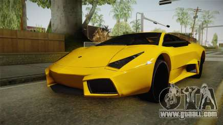 Lamborghini Reventon for GTA San Andreas