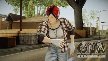 Dead Or Alive 5 - Mila for GTA San Andreas