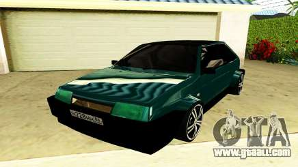 VAZ 2108 SRT8 for GTA San Andreas