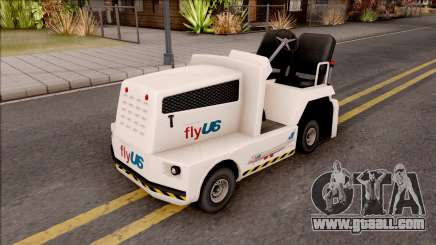 GTA IV Airtug IVF for GTA San Andreas