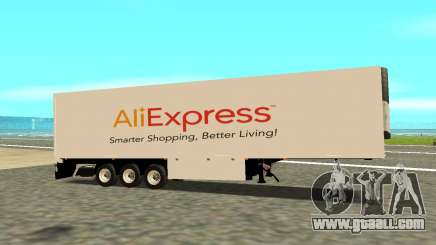 Trailer Aliexpress for GTA San Andreas