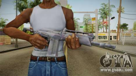 SAIGA-12 Rifle for GTA San Andreas third screenshot