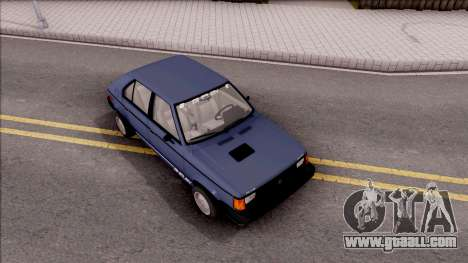 Dodge Shelby Omni GLHS 1986 for GTA San Andreas right view