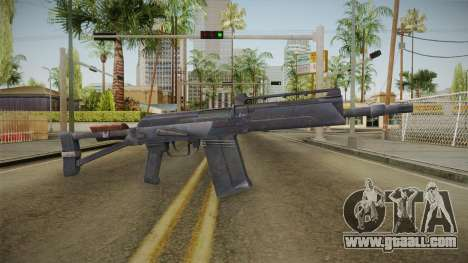 SAIGA-12 Rifle for GTA San Andreas