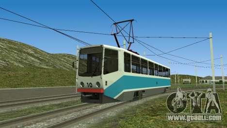 KTM 8M for GTA San Andreas