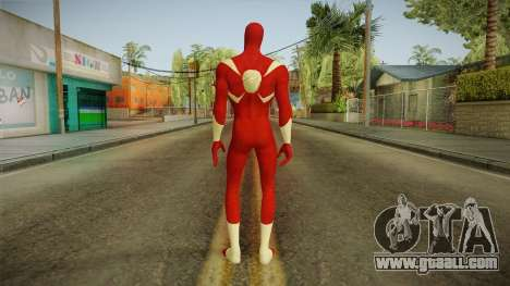 Marvel Ultimate Alliance 2 - Iron Spider v2 for GTA San Andreas third screenshot