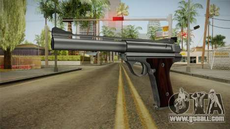 Automag Pistol for GTA San Andreas