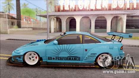 Honda Integra R Integranpa Concept for GTA San Andreas left view