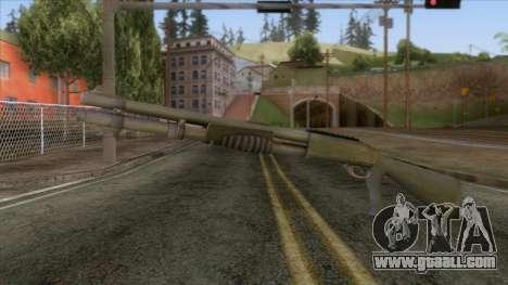 Battlefield 4 - Remington 870 MCS for GTA San Andreas second screenshot