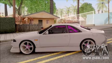 Nissan Skyline R33 Drift Monster Energy for GTA San Andreas