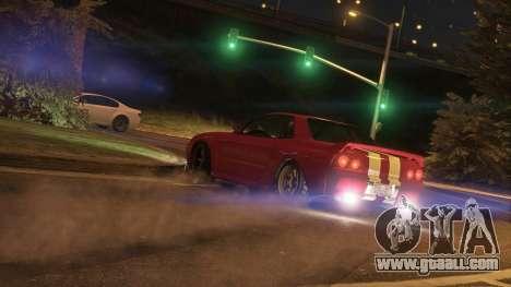 GTA 5 Realistic Nitro 1.7