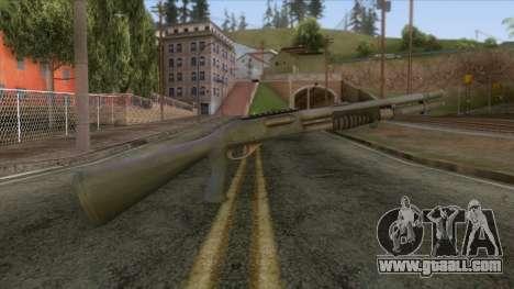 Battlefield 4 - Remington 870 MCS for GTA San Andreas third screenshot