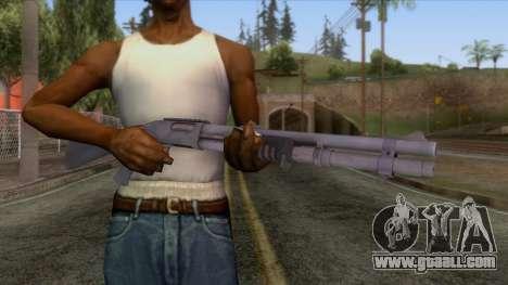 Battlefield 4 - Remington 870 MCS for GTA San Andreas