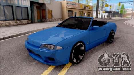 Nissan Skyline R32 Cabrio for GTA San Andreas