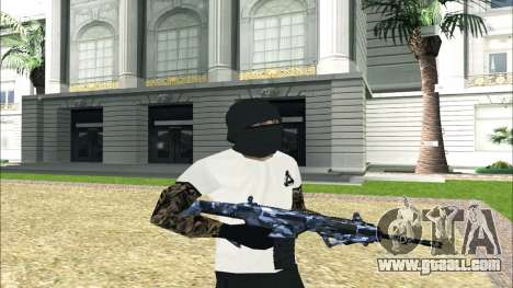 Night Operations Weapon Pack for GTA San Andreas forth screenshot