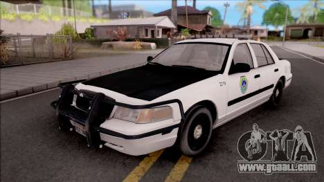 Ford Crown Victoria 2009 Des Moines PD for GTA San Andreas