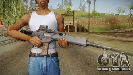 HK SL8 Assault Rifle for GTA San Andreas