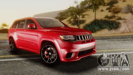 Jeep SRT 8 TrackHawk for GTA San Andreas