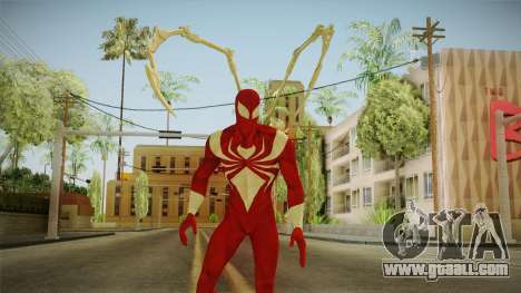 Marvel Ultimate Alliance 2 - Iron Spider v1 for GTA San Andreas