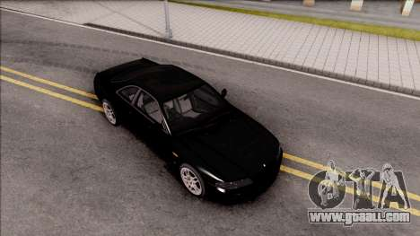Nissan Skyline R33 for GTA San Andreas right view