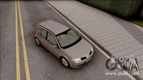 Renault Megane 2 HB Privilege for GTA San Andreas right view