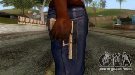 Glock 17 v1 for GTA San Andreas third screenshot