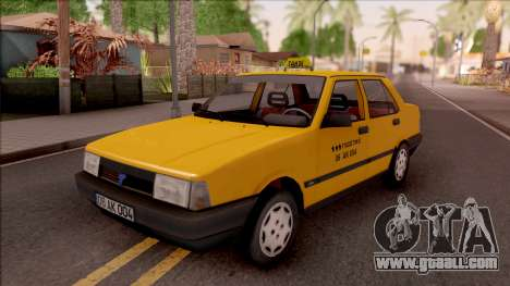 Tofas Sahin Taxi 1999 for GTA San Andreas
