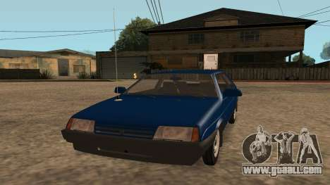 VAZ-2108 on the radio for GTA San Andreas right view
