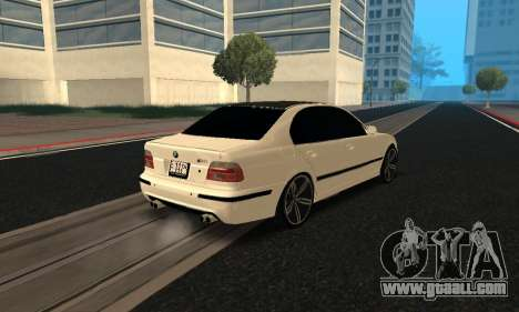 BMW M5 E39 Armenian for GTA San Andreas