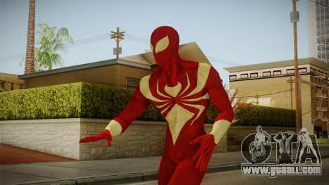Marvel Ultimate Alliance 2 - Iron Spider v2 for GTA San Andreas