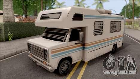 Journey Post Apocalyptic Beta for GTA San Andreas