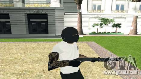 From Hell Weapon Pack for GTA San Andreas third screenshot