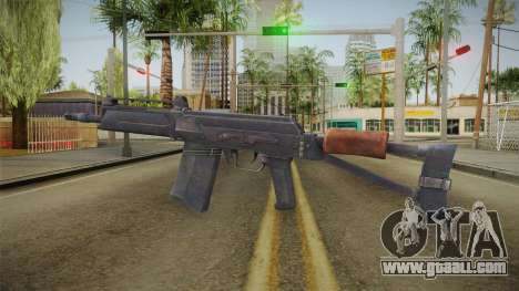 SAIGA-12 Rifle for GTA San Andreas second screenshot