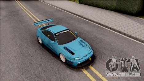Honda Integra R Integranpa Concept for GTA San Andreas right view